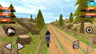 Download Sports Bike Stunt Racing Game - Android GamePlay FHD Video