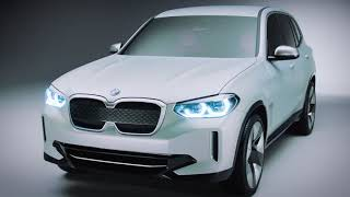 Download BMW iX3 - electric suv Video