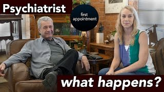 Download What Happens During the First Visit with a PSYCHIATRIST Video