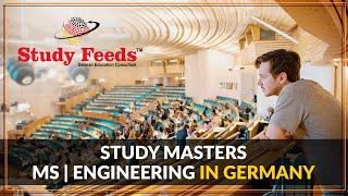 Download Study Masters / MS / Engineering in Germany Video
