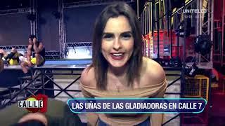 Download Jose inspeccionó las uñas de los pies de las chicas de Calle 7 Video