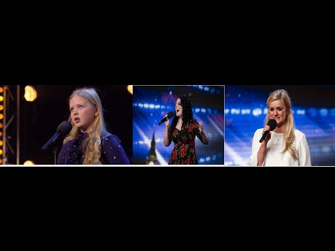 Top 3 Best Auditions Britains Got Talent 2016
