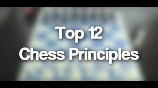 Download 13 - Top 12 Chess Principles | Chess Video