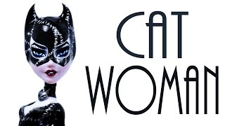 Download How to make a Catwoman Doll [ GOTHAM CITY SIRENS ] Video