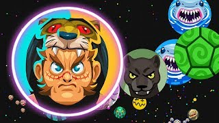 Download Agario NEW skins Champions of Olympus. Agar.io live stream with hercules Video