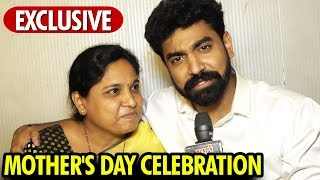 Download Tu Ashi Javali Raha | Siddharth Bodake Meets Real Life Mom | Zee Yuva Serial | Mothers Day Special Video