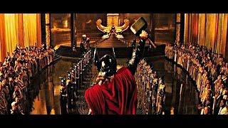 Download THOR (2011) Scene: ″A fit companion...″/Inauguration. Video