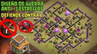 Download !!DISEÑO DE GUERRA PARA TH8!! - Una De Las Mejores Defensas - Mas Repeticion De Defensa Del Diseño Video