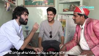 Download You got Magic with Neel Madhav meets Dr Bhang in Jaisalmer Video