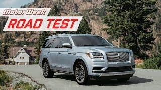 Download 2018 Lincoln Navigator | Road Test Video