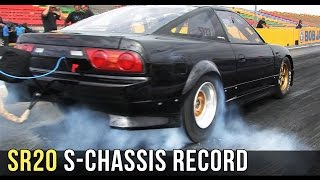 Download World's Quickest SR20 IRS S-chassis Video
