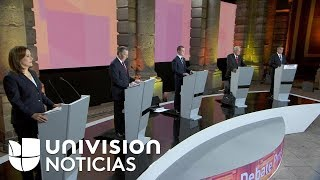 Download Así fue el primer debate presidencial en México Video