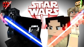 Download MMP Star Wars Compilation - Episodes 1-7 (and Rogue One!) - (Minecraft Animation) Video