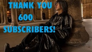 Download THANK YOU 600 SUBSCRIBERS Video