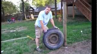 Download Easy way to pull / remove fence posts Video