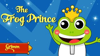 Download The Frog Prince | Bedtime Story for Kids | Watch Cartoons Online English Subtitles Video