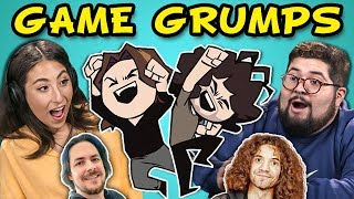 Download College Kids React To YouTube Stars (Game Grumps) Video