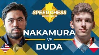 Download Hikaru Nakamura vs Jan-Krzysztof Duda: 2019 Speed Chess Championship Quarterfinals Video