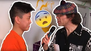 Download Rappers Mind Blown By Nardwuar Part 3 (Compilation) Video