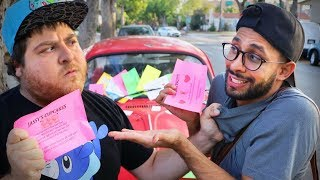 Download The Annoying Flyer Guy | Anwar Jibawi Video