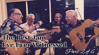 Download The best jam I've ever witnessed (2/6) Video