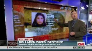 Download CNN: Osama Bin Laden wives identified Video