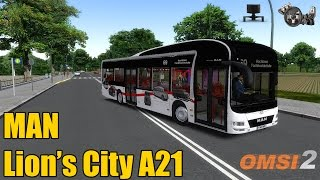 Download OMSI 2 - MAN Lion's City A21 Video