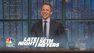 Download Alternative Thanksgiving Day Parade - Late Night with Seth Meyers Video