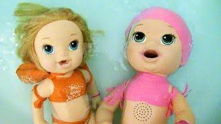 Download Baby Alive Maya Buse Bebek İçin Balondan Mayo Yapıyor Video