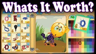 Download What's It Worth? Random Animal Jam Trade Offers Video