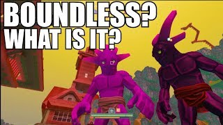 Download What is Boundless? A tour with SemtexUK and an interview with Javita! Video