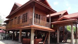 Download บ้านระยอง หลวงปู่ เรือนไทย 087-6174014 , 038-896191 บ้านระยองเรือนไทยทรงไทย Thai style houses Video