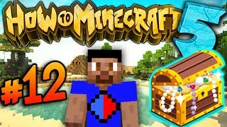 Download FISHING FOR TREASURE! - How To Minecraft S5 #12 Video