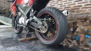 Download Review Ban Pirelli Angel CT 140/70-17 New Vixion Lighning Video