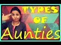 Download Types of Aunties | MostlySane | Women's Day Special Video