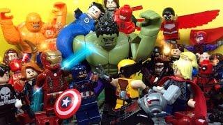 Download Lego Avengers vs The Hulk Video