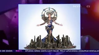 Download Kostum Nasional Indonesia Diajang Kecantikan Dunia Video