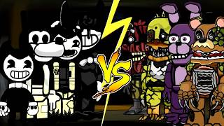 Download TEAM BATIM vs TEAM FNaF (Scribblenauts Unlimited battles) Video