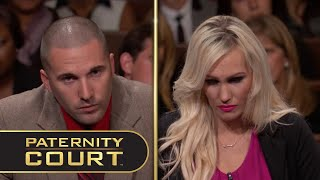 Download Afghanistan Veteran Learns His Wife Cheated During His Tour Of Duty (Full Episode) | Paternity Court Video