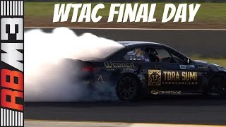 Download DriftSquid | Saturday WTAC | Taking Linda for a wild ride in the RBM3 Video