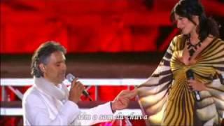 Download Andrea Bocelli and Laura Pausini- Dare To Live! Video