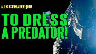 Download AVPR To Dress A Predator BTS Video