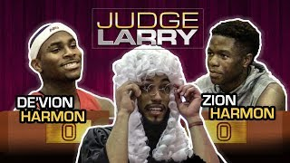 Download ″I Got The Unicorn Jelly!″ De'Vion And Zion Harmon GO AT IT To See Who's The Best Harmon 😭 Video