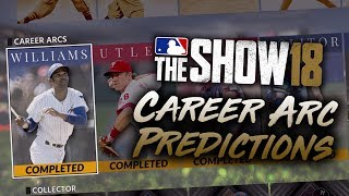 Download New Career Arc Predictions! MLB The Show 18 Diamond Dynasty Video