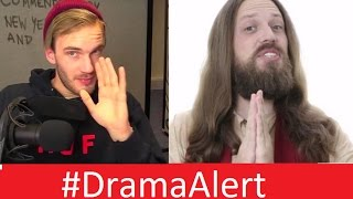 Download PewDiePie Gets JESUS BANNED! Fiverr #DramaAlert Onision - h3h3 - Joey Salads 1000 Degree Knife! Video