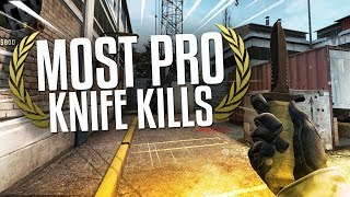 Download THE MOST PRO KNIFE KILLS IN A GAME (FACEIT) Video