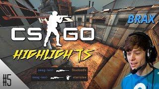 Download Brax: CS:GO Highlights #5 Video