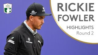 Download Rickie Fowler Highlights | Round 2 | 2018 Aberdeen Standard Investments Scottish Open Video