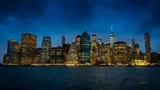 Download New York City in 30 seconds Video