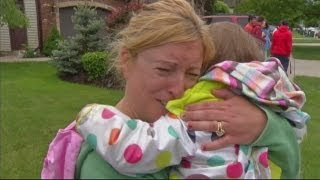 Download Missing kids found, parents relieved Video